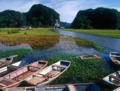Hanoi City - Hoa Lu - Tam Coc - Halong Bay