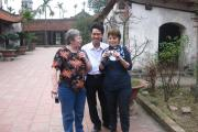 Vietnam Travel, group Marie Pierre